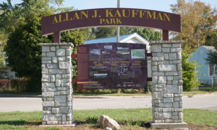The Story of Kauffman Park