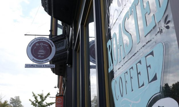 The Electric Brew at the Center of Goshen