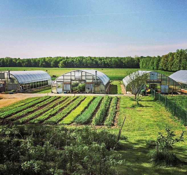 Leaner Greener More Profitable and Productive: Doing more with less on America's small farms