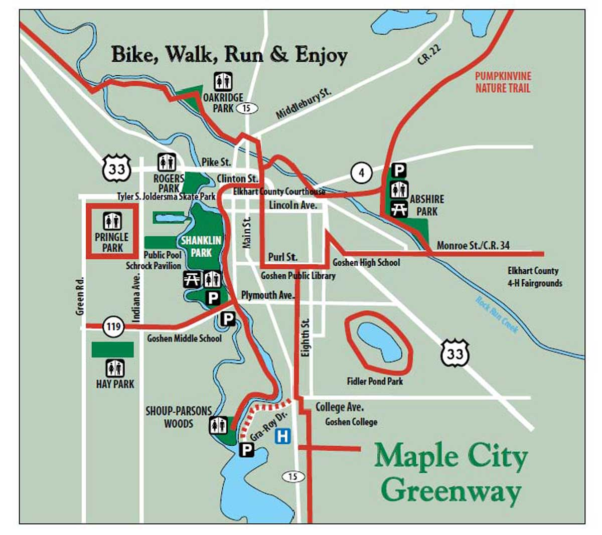 Maple City Greenways Master Plan